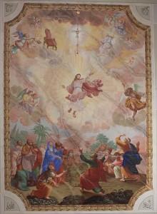 The Ascension 441px-Sagritz_-_Pfarrkirche_-_Deckengemälde_-_Christi_Himmelfahrt